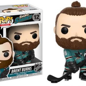 NHL Stars: Bret Burns POP Vinyl Figure (San Jose Sharks)