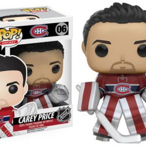 NHL Stars: Carey Price POP Vinyl Figure (Montreal Canadiens)