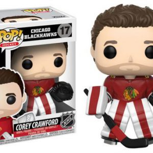 NHL Stars: Corey Crawford POP Vinyl Figure (Chicago Blackhawks)