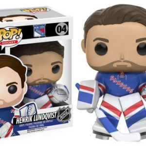 NHL Stars: Henrik Lundqvist POP Vinyl Figure (New York Rangers)