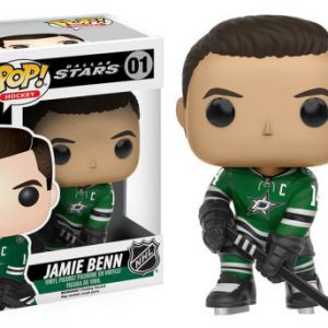 NHL Stars: Jamie Benn POP Vinyl Figure (Dallas Stars)