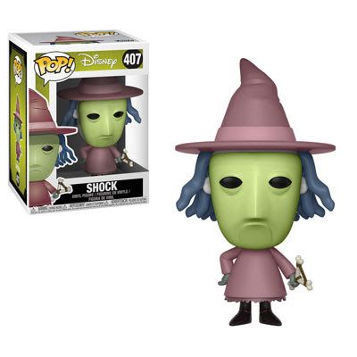 Nightmare Before Christmas: Shock Pop Vinyl Figure