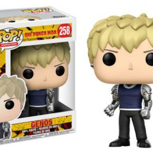 One-Punch Man: Genos POP Vinyl Figure