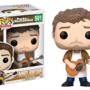 Parks and Recreation: Andy Dwyer POP Vinyl Figure