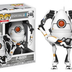 Portal 2: P-Body POP Vinyl Figure