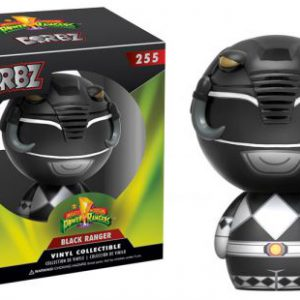 Power Rangers: Black Ranger Dorbz Vinyl Figure