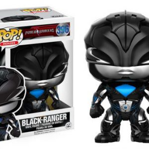 Power Rangers: Black Ranger POP Vinyl Figure (2017 Movie)
