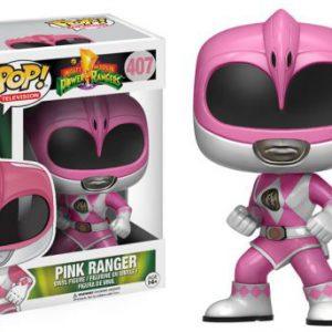 Power Rangers: Pink Ranger POP Vinyl Figure