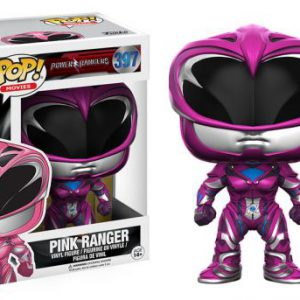 Power Rangers: Pink Ranger POP Vinyl Figure (2017 Movie)