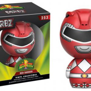Power Rangers: Red Ranger Dorbz Vinyl Figure