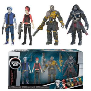 Ready Player One: Action Figures Assortment (Set of 4)