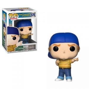 Sandlot: Ham Pop Vinyl Figure