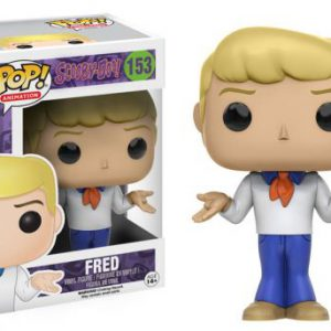 Scooby Doo: Fred POP Vinyl Figure