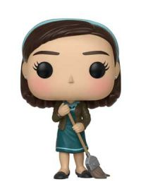 Shape of Water: Elisa w/ Broom Pop Vinyl Figure