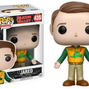 Silicon Valley: Jared Dunn POP Vinyl Figure