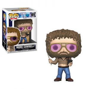 SNL: Gene Frenkle ''More Cowbell'' Pop Vinyl Figure