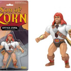 Son of Zorn: Business Zorn Action Figure