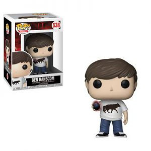 Stephen King's It: Ben Holding Burnt Easter Egg Pop Vinyl Figure