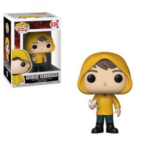 Stephen King's It: Georgie w/ Boat Pop Vinyl Figure