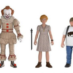 Stephen King's It: Pennywise Beverly Ben Action Figure Assortment (Set of 3)