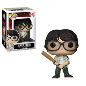 Stephen King's It: Richie w/ Bat Pop Vinyl Figure