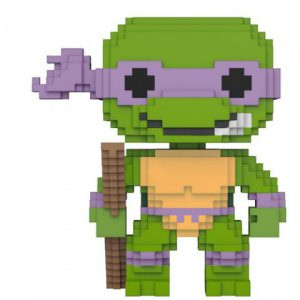 Teenage Mutant Ninja Turtle: Donatello 8-Bit Pop Vinyl Figure