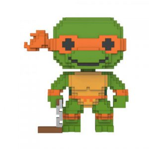 Teenage Mutant Ninja Turtle: Michelangelo 8-Bit Pop Vinyl Figure