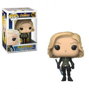 Avengers Infinity War: Black Widow Pop Vinyl Figure