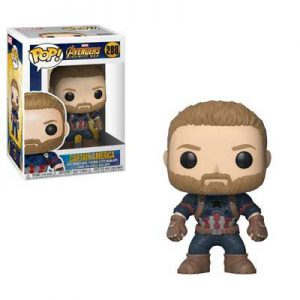 Avengers Infinity War: Captain America Pop Vinyl Figure