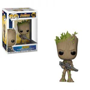 Avengers Infinity War: Groot Pop Vinyl Figure