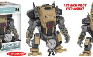 Titanfall 2: Blisk POP & Legion 6-Inch Buddy Vinyl Figure
