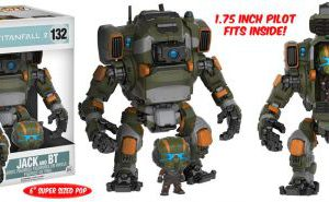 Titanfall 2: Jack POP & BT 6-Inch Buddy Vinyl Figure