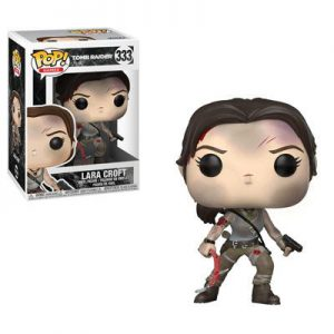 Tomb Raider: Lara Croft Pop Vinyl Figure