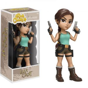 Tomb Raider: Lara Croft Rock Candy Figure