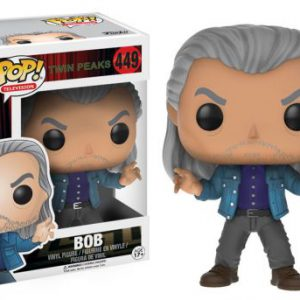 Twin Peaks: Bob POP Vinyl Figure