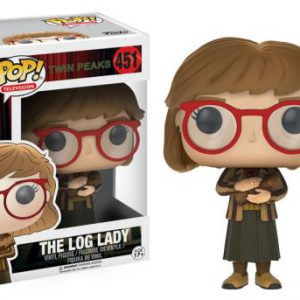 Twin Peaks: Log Lady POP Vinyl Figure