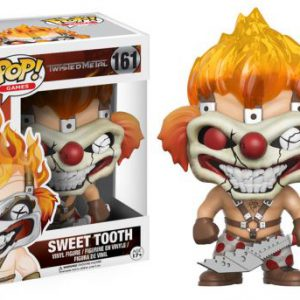 Twisted Metal: Sweet Tooth POP Vinyl Figure