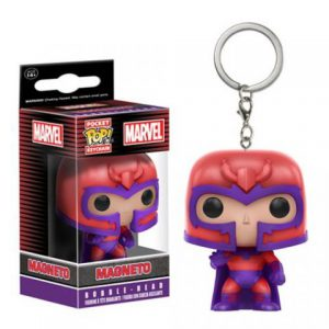 Key Chains: Marvel - Magneto POP Vinyl