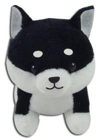 Great Eastern: Black Shiba 3'' Plush