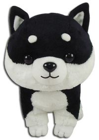 Great Eastern: Black Shiba 8'' Plush