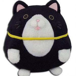 Great Eastern: Chubby Cat White Plush