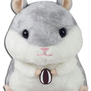 Great Eastern: Gray Hamster Plush