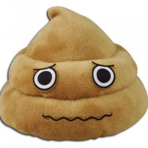 Great Eastern: Poo Nervous 5'' Plush