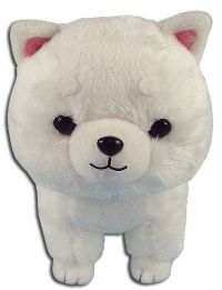 Great Eastern: White Shiba 5'' Plush