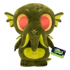 H.P. Lovecraft: Cthulhu Supercute 12'' Plush