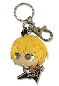 Key Chain: Attack on Titan S2 - SD Armin