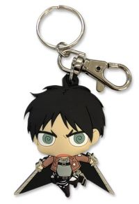 Key Chain: Attack on Titan S2 - SD Eren