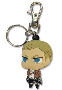 Key Chain: Attack on Titan S2 - SD Erwin