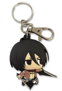 Key Chain: Attack on Titan S2 - SD Mikasa