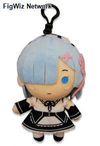 RE:Zero: Rem 5'' Plush